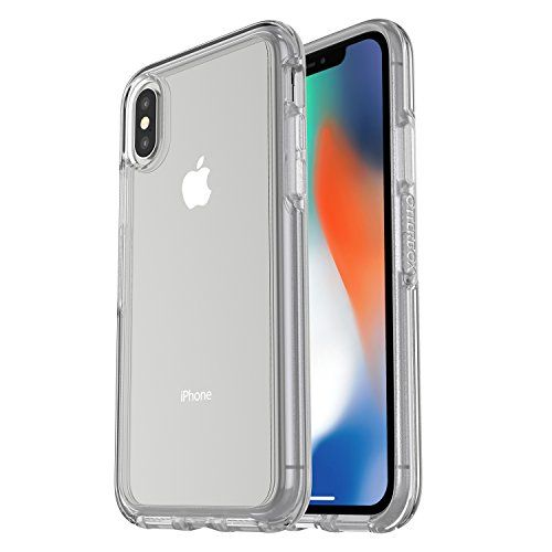 best website 1fedc a90d5 OtterBox SYMMETRY CLEAR SERIES Case for iPhone X #iPhoneX ...