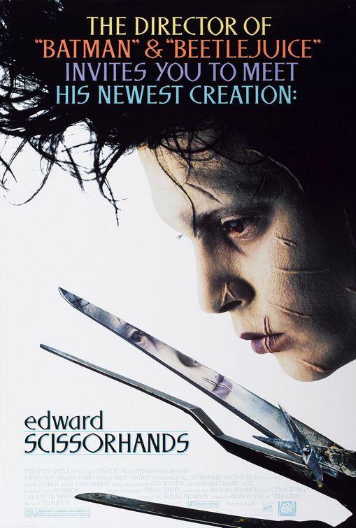 Edward Scissorhands(シザーハンズ)