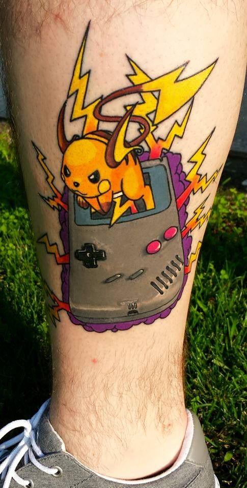 20 tattoos to show your love of crafting – Craft Gossip |Geek Girl Tattoo Designs
