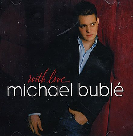 Michael Buble..great to look at wonderful to listen to..