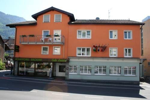 Hotel Cafe Lorenz - Urlaub in der Region Bodensee Vorarlberg
