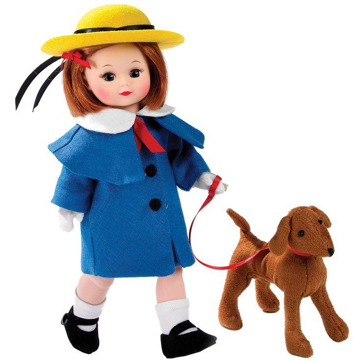 Retired+Madame+Alexander+Dolls | Madame Alexander® Madeline Doll - MetKids - The Met Store