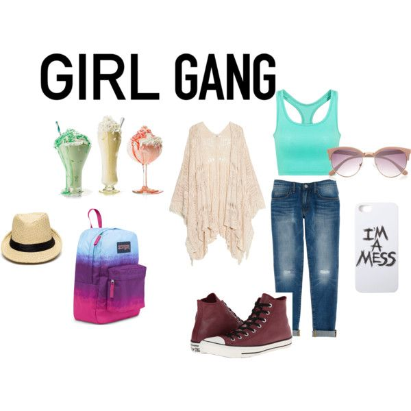 Untitled #15 by wirdaelsa on Polyvore featuring MANGO, Rebecca Minkoff, Converse, JanSport, LAUREN MOSHI and River Island