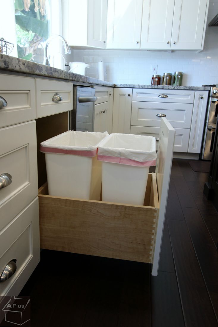 Cabinets Plus Irvine 25 Best Ideas About Transitional Kitchen Trash Cans On Pinterest