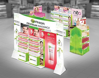 "Check out new work on my @Behance portfolio: ""Shop visualizations Garnier"" http://be.net/gallery/52981075/Shop-visualizations-Garnier"