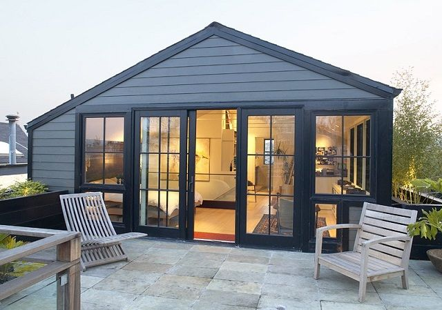 Best 25 in law suite ideas on pinterest guest cottage for Homes with detached in law suites