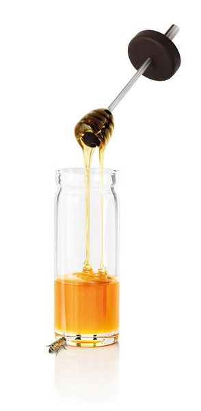 Desa Honey Glass with Silicon Spoon #gadget #kitchen