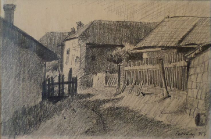 A Sánc utca Egerben