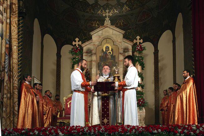 Holy Mass in Armenia