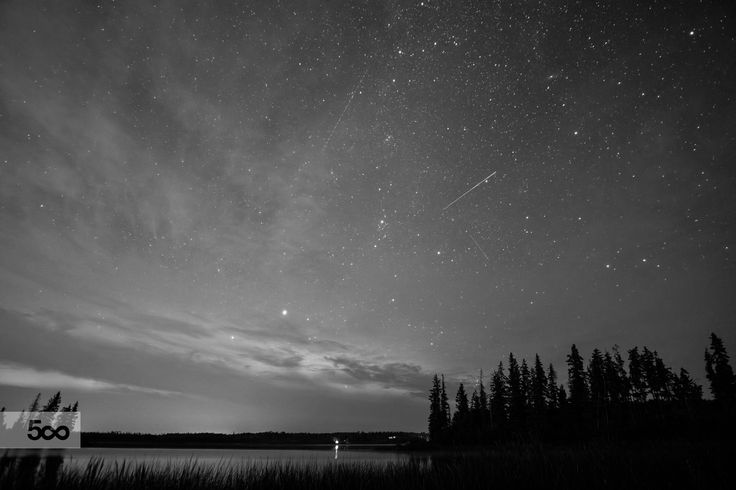 The Night in Black and White by Jamil Kara on 500px