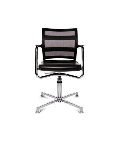 Эргономичное вращающееся кресло Wagner с каркасом из стальной трубы. Удобство и комфорт гарантированы. http://elpaso-studio.ru/22089-thickbox_default/wagnerergomedic11013d.jpg