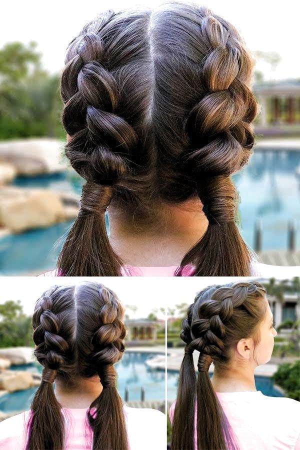 Red Dragon Concept Guga Lobato In 2020 Middle School Hairstyles Long Hair Styles Wedding Hairstyles For Long Hair