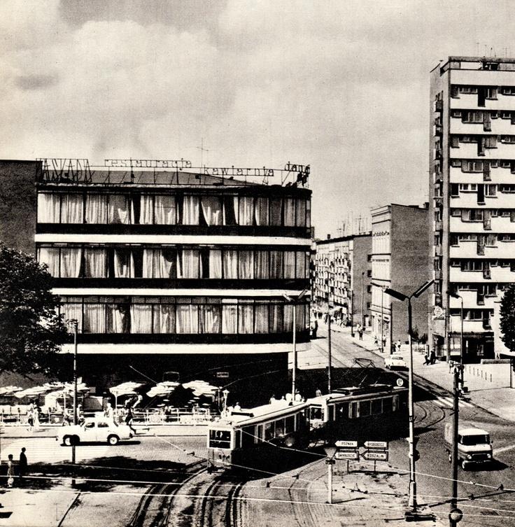 szczecin kaskada 1968-73
