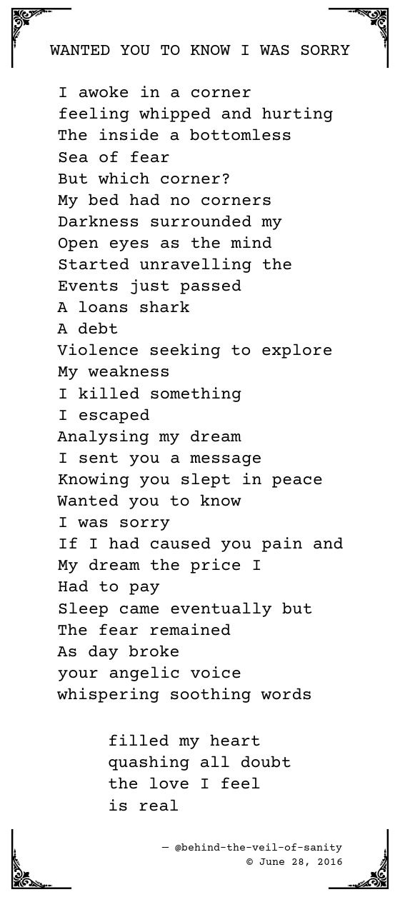 the whipping poem