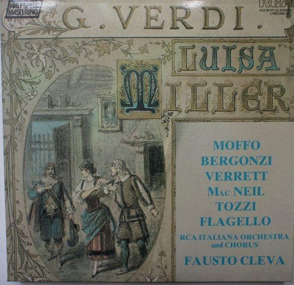 Luisa Miller van Verdi naar het toneelstuk Kabale und Liebe van Schiller