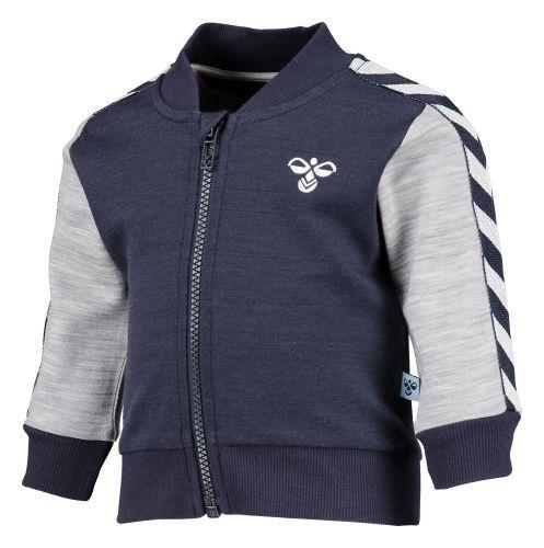 Hummel barneklær jakke i ull