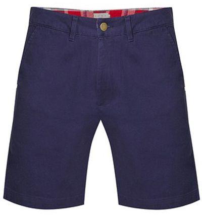 Contrast Coin Pocket Shorts by EZRA. http://zocko.it/LEJ5f