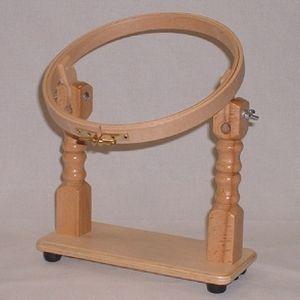 Métier de table à broder 20cm diamètre TM015
