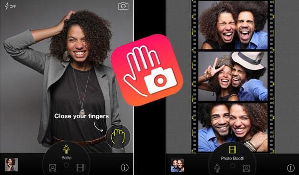 Get in the Picture! App of the Year makes selfies easier.