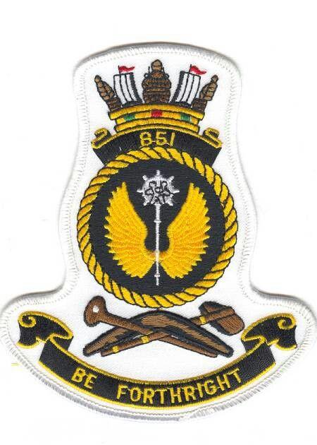 851 Squadron, Royal Australian Navy