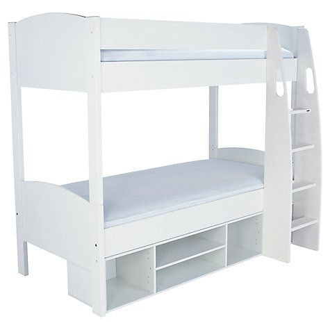 Buy Stompa Uno S Plus Detchable Storage Bunk Bed Online at johnlewis.com