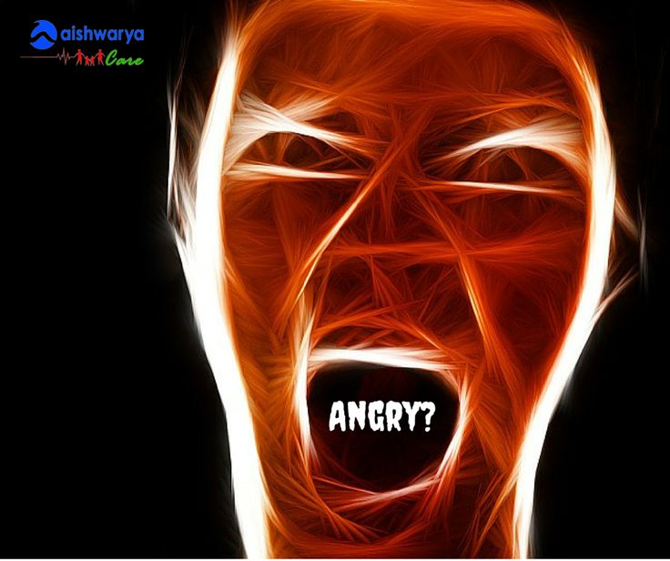 Why do we get angry without any reason....