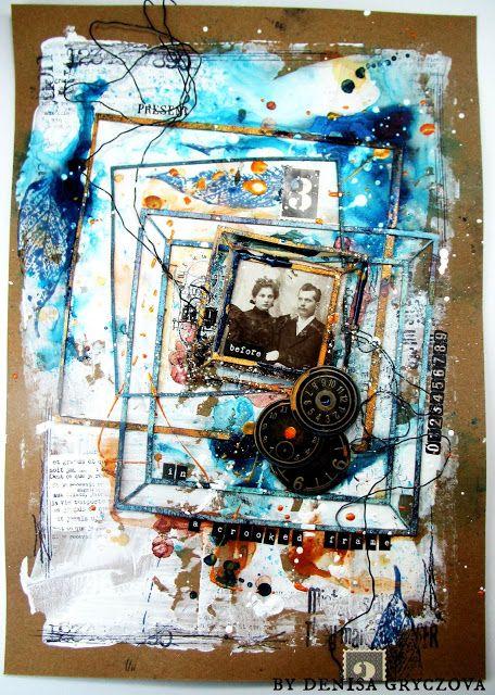 Denisa Gryczova: In A Crooked Frame