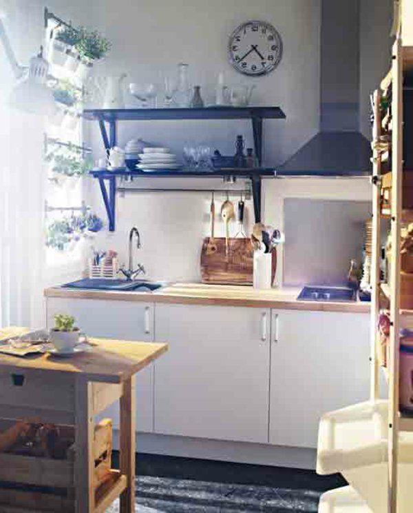 28 best Cuisine images on Pinterest Kitchens, Beautiful kitchens - modele de cuisine americaine