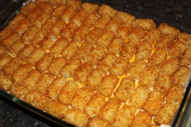 Tater Tot Hotdish | 19 Foods That Minnesotans Do Better Than Anyone Else