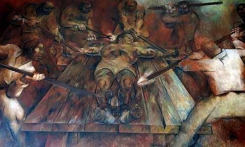El héroe maya que desafió a la iglesia hace 300 años -  Esta es la historia de Canek, un héroe nativo que retó a la iglesia en un tiempo en que la lectura estaba prohibida para la población, y ser nativo era sinónimo de estar destinado a la clase baja.    Canek fue un hombre excepcional que supo mover a su gente para organizar la independencia mental, espiritual y laboral a la que los opresores los tenían obligados. Fue el gran héroe maya que se negó a arrodillarse ante una cruz y, sobre…
