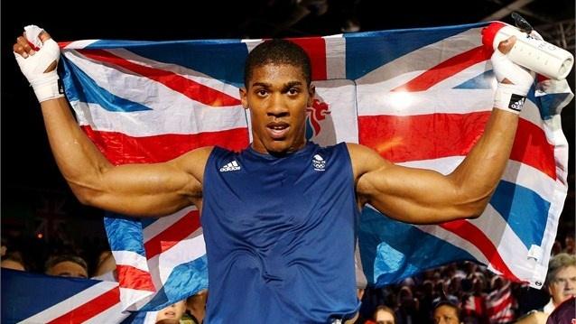 Finchley Boy - London 2012 Olympic Games