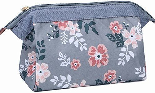 079b8fec4232 Amazon.com : Makeup Bag/Travel Cute Cosmetic Pouch Storage/Brush ...