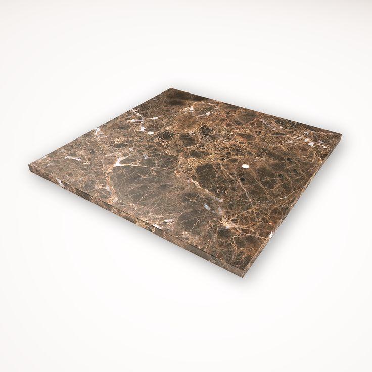 INTSEMM: Stone Emperador Marron Marble