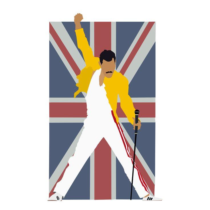 Freddie Mercury <3 Queen