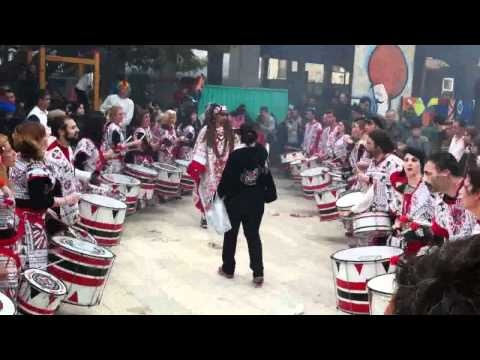 Korthi Carnival, Andros, Greece