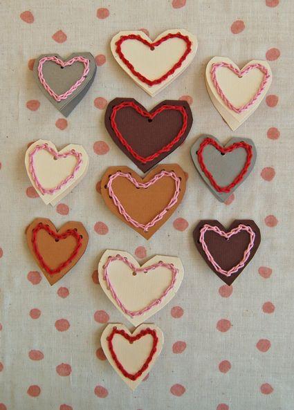 Crocheted Valentines