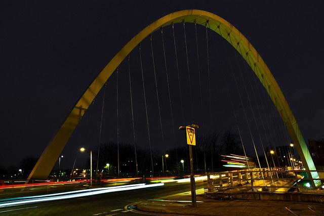 Hulme Bridge, Manchester