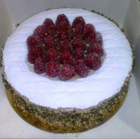 Tarta de requeson