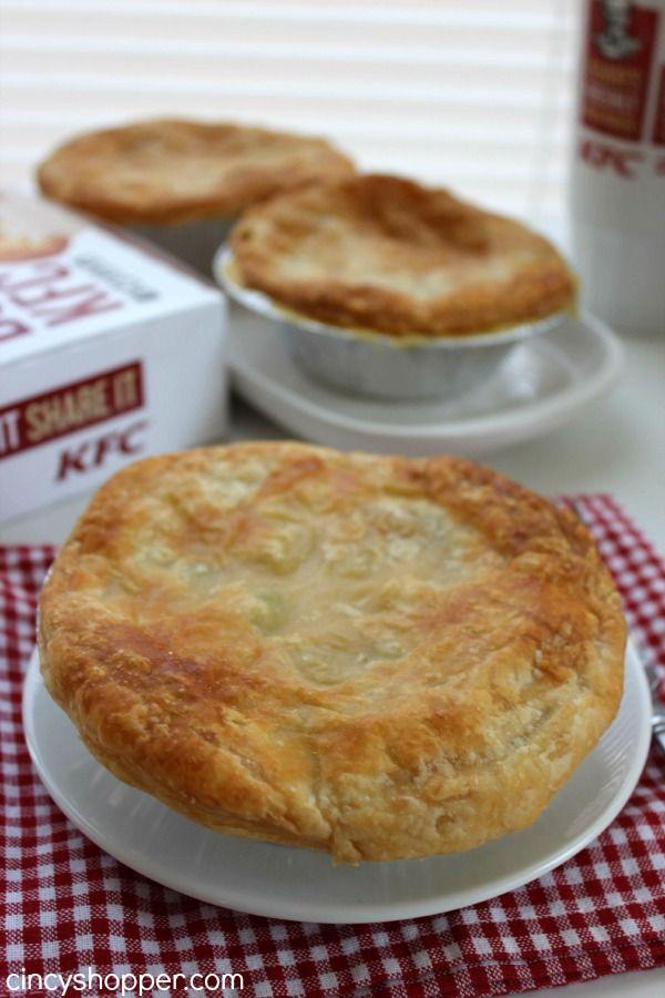 Copycat KFC Chicken Pot Pie Recipe 1
