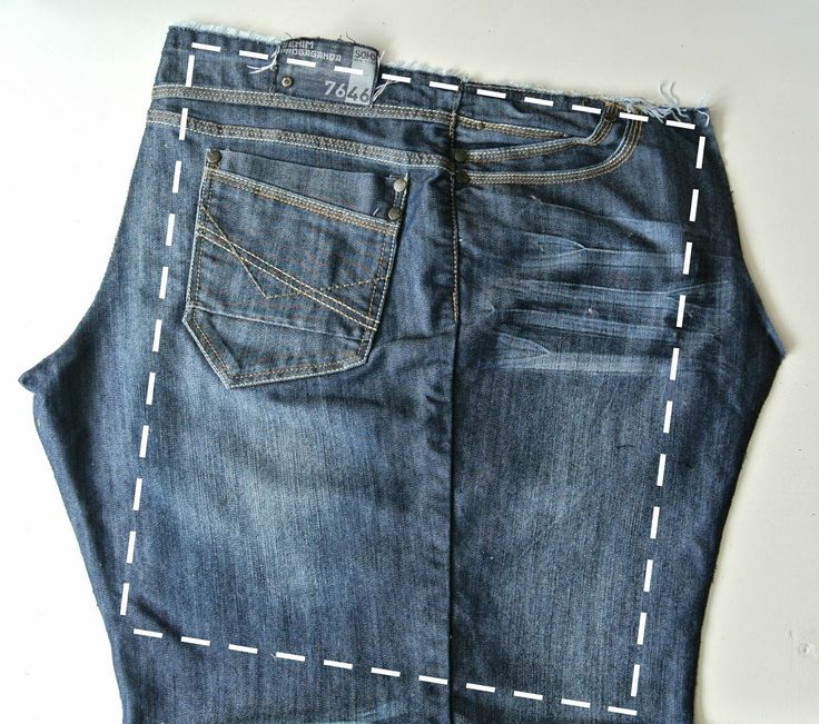 Sew Natural Blog: Inspiration: Bags from recycled jeans