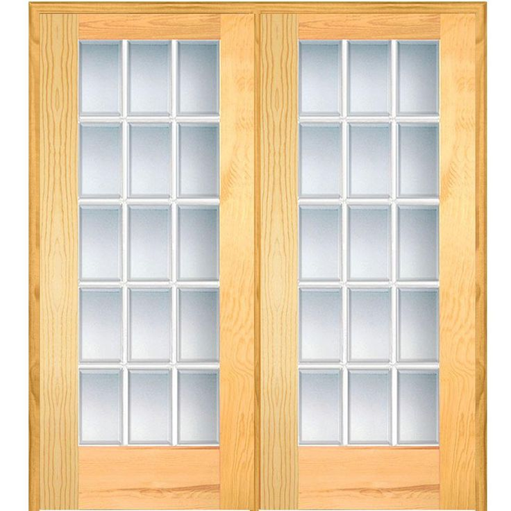 25 best ideas about prehung interior french doors on for Interior double glass french doors