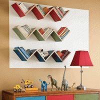 book storage kids room | book shelves wall kids decorating ideas storage