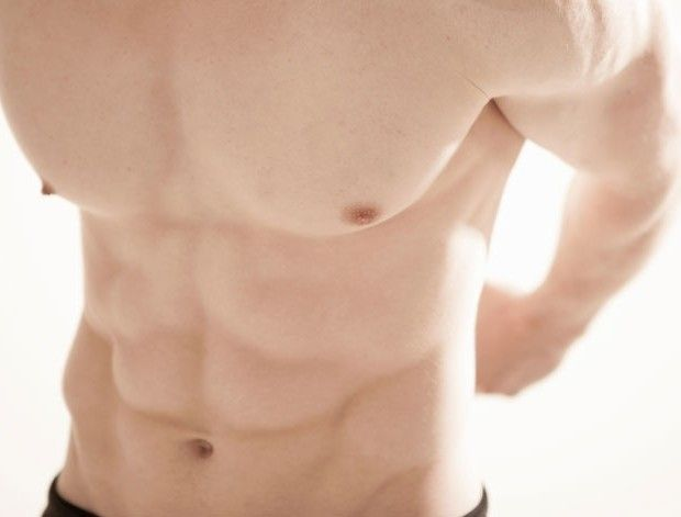Bulk up your pecs in 30 minutes - Three simple moves to add muscle to your chest - Men's Health