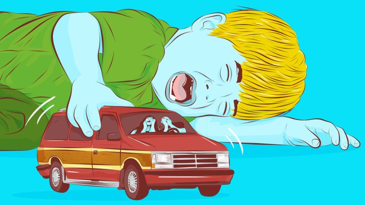 How To Survive A Long Car Trip With Your Kids