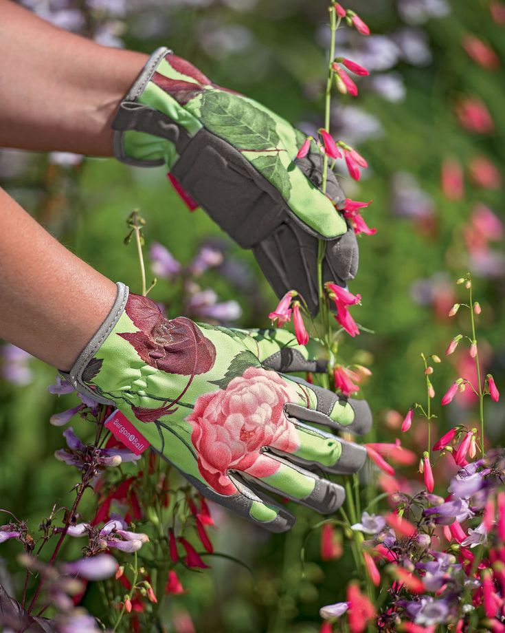 Gardening Gloves   Womenu0027s Gardening Gloves | Gardeners.com