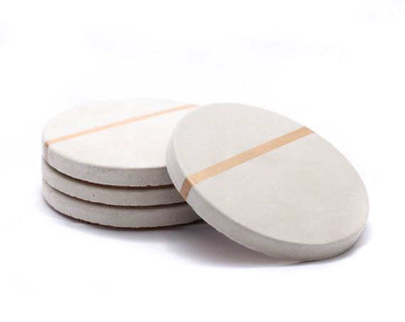 25 best ideas about concrete crafts on pinterest for How to make concrete coasters
