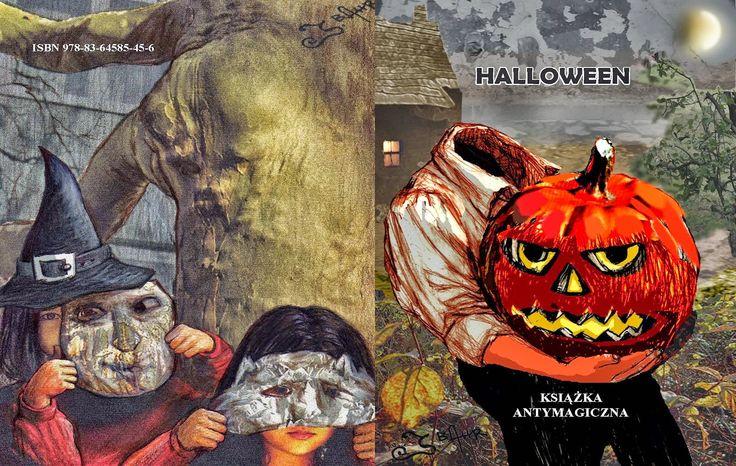 Sekrety Literatury: Halloween, książka antymagiczna