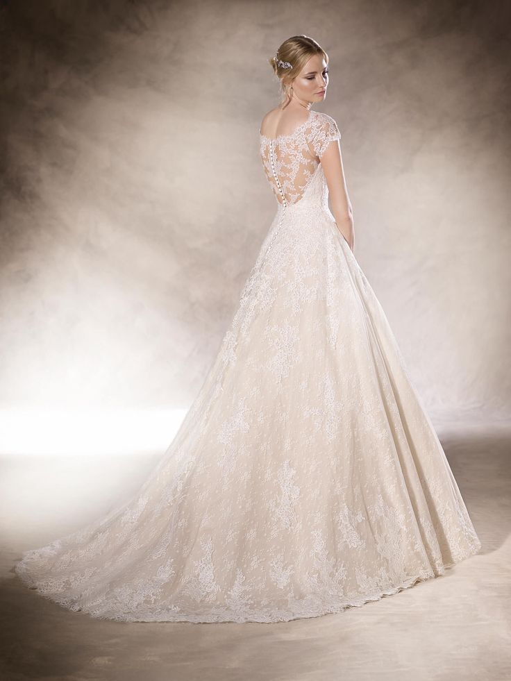 21 best Traumkleider images on Pinterest | Hochzeitskleider, Kleid ...