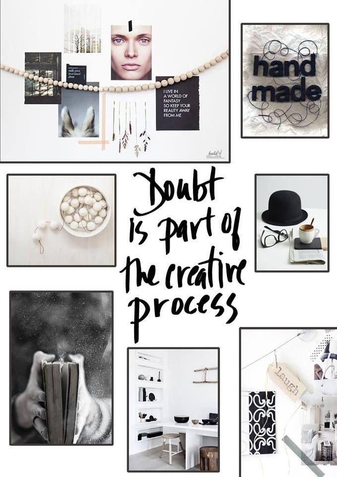 FELT like organizing | Moodboard