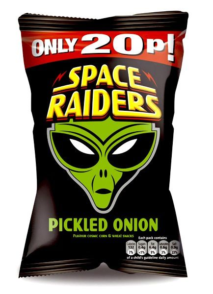 Yes thats right,  a bag of savoury pleasure for just 20p.